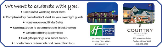 Holiday Inn - Country Inn and Suites - Findlay