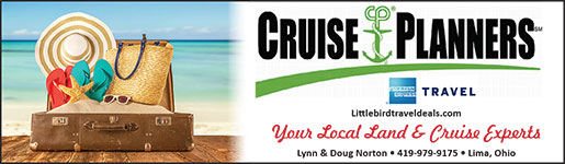 Cruise Planners -LYNN AND DOUG NORTON -Travel Experience Professionals