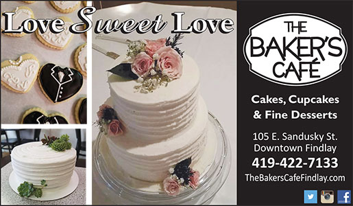 The Bakers Cafe - Cakes - Cupcakes - Desserts