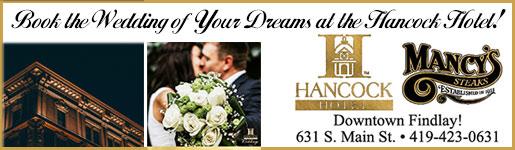 Hancock Hotel Special | Bridal Packages Catering and Overnight Stay