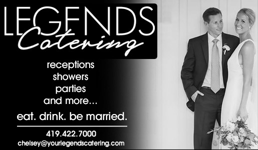 Your Legends Catering Findlay